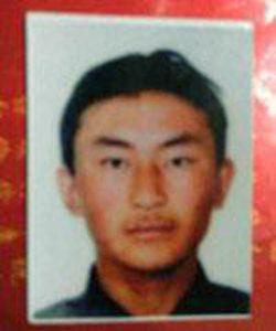 西藏碌曲县自焚藏人才松杰