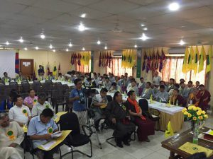 TYC general meeting at delhi 2015
