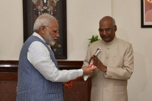 Modi and ram nath